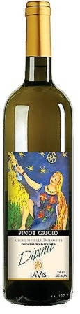 Dipinti Vigneti Delle Dolomite Pinot Grigio 2013